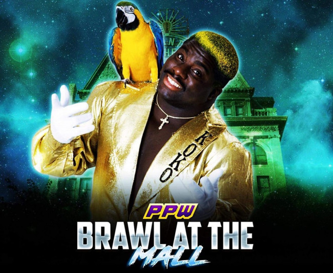 PPW's 'Brawl at the Mall' brings live wrestling to Marketplace at Steamtown in Scranton on Aug. 10