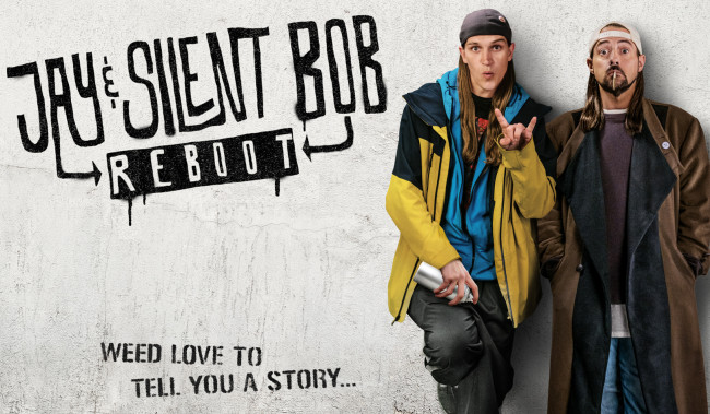 Special sneak preview of 'Jay and Silent Bob Reboot' screens in NEPA theaters Oct. 15-17