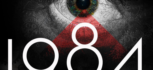 Aquila Theatre presents George Orwell's '1984' live at Kirby Center in Wilkes-Barre on Oct. 10