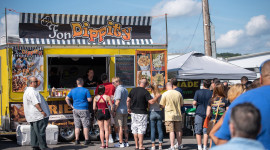 Food Truck Festival rolls into Mohegan Sun Pocono in Wilkes-Barre with music and activities on Aug. 25