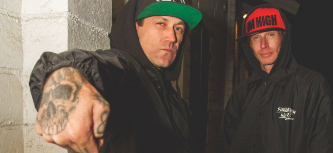 Hip-hop group Kottonmouth Kings light up Stage West in Scranton on Sept. 27
