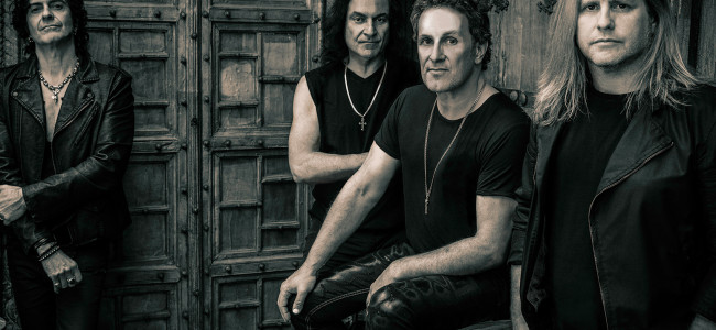 Last in Line, featuring former Dio members, returns to Sherman Theater in Stroudsburg on Oct. 31