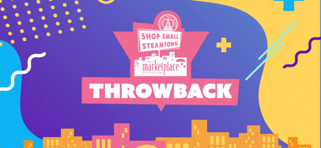 Marketplace at Steamtown's Throwback event recalls '80s, '90s Scranton mall nostalgia Sept. 14-15