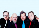 Pop punk band Bowling for Soup plays at Sherman Theater Summer Stage in Mt. Pocono on Sept. 13