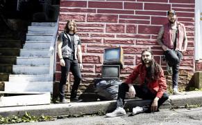 Pottsville groove rockers Crobot play album release shows for 'Motherbrain' Aug. 21-Sept. 1