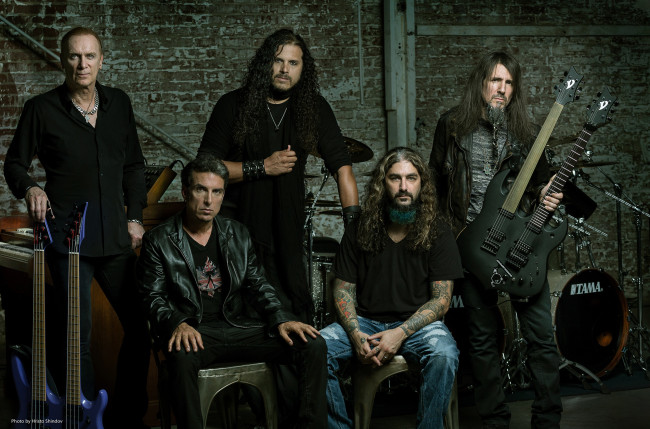 Prog metal supergroup Sons of Apollo performs at Penn's Peak in Jim Thorpe on Feb. 7