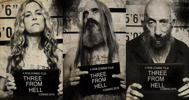 Rob Zombie's new horror film '3 from Hell' screens in NEPA theaters unrated Sept. 16-18