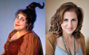 Talk to actress Kathy Najimy live at 'Hocus Pocus' screening at Kirby Center in Wilkes-Barre on Oct. 11