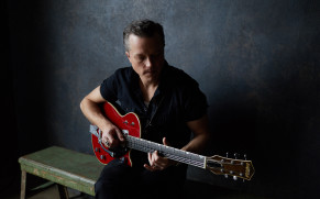 Grammy-winning singer/songwriter Jason Isbell plays acoustic at Kirby Center in Wilkes-Barre on Dec. 19
