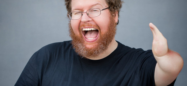 'America's Got Talent' finalist/comedian Ryan Niemiller performs at Ritz Theater in Scranton on Nov. 23