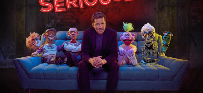 Comedian Jeff Dunham is 'Seriously' back at Mohegan Sun Arena in Wilkes-Barre on Feb. 23, 2020