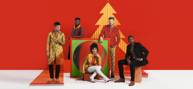 Multi-platinum a cappella group Pentatonix brings Christmas Tour to Giant Center in Hershey on Dec. 12