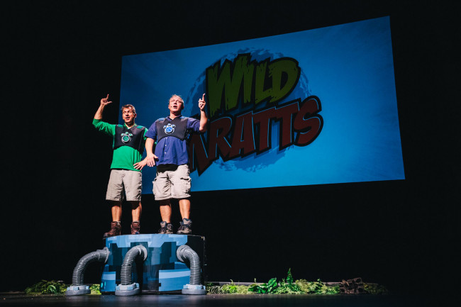 PBS Kids show 'Wild Kratts' brings live tour to Kirby Center in Wilkes-Barre on April 22