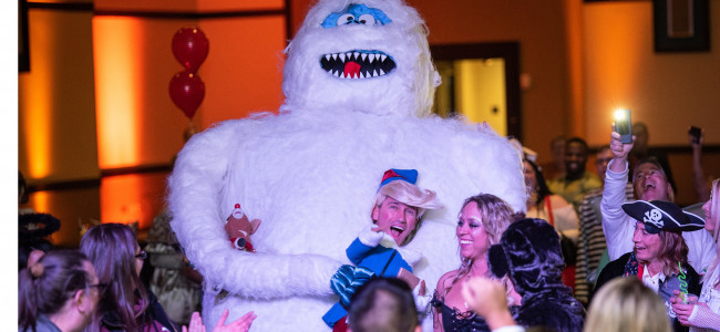 Boo Bash Halloween party and costume contest is back at Mohegan Sun Pocono in Wilkes-Barre on Oct. 26