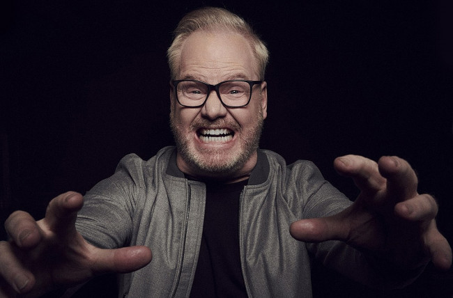 Comedian Jim Gaffigan takes Pale Tourist Tour to Giant Center in Hershey on May 29