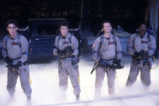 Cinemark in Moosic screens 'Ghostbusters' for 35th anniversary Oct. 6-10