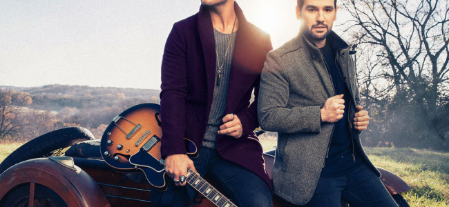 Grammy-winning country duo Dan + Shay takes 1st arena tour to Giant Center in Hershey on Oct. 11, 2020