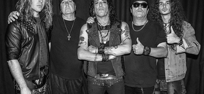 Multi-platinum '80s rockers Ratt play at Penn's Peak in Jim Thorpe on Dec. 21