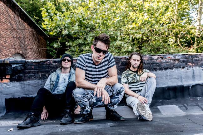 With new album, NJ shock rockers American Grim perform at Stage West in Scranton on Nov. 3