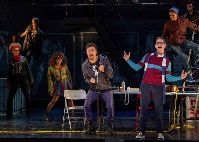 Broadway hit musical 'Rent' takes 20th Anniversary Tour to Kirby Center in Wilkes-Barre on Feb. 11