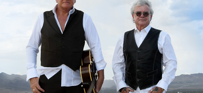 Soft rock duo Air Supply brings 'Lost in Love Experience' to Wind Creek Bethlehem on March 19