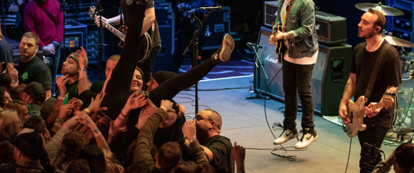 Menzingers won't host annual Holiday Show in Scranton in 2019 but have new NEPA plans for 2020