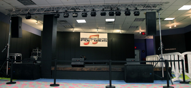 New Scranton music venue opens inside The Marketplace at Steamtown