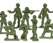 BMC Toys in Scranton blows up Kickstarter goal to make first plastic army women figures
