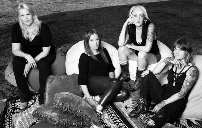 Black Sabbitch, an all-female Black Sabbath tribute band, rocks Penn's Peak in Jim Thorpe on Jan. 10