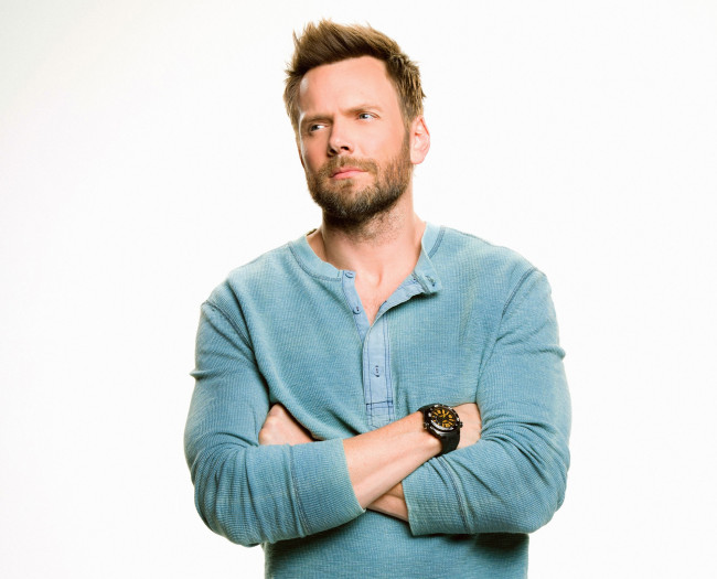 Comedian and 'Community' star Joel McHale performs at Mohegan Sun Pocono in Wilkes-Barre on Feb. 22