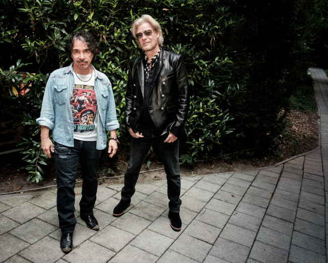 Daryl Hall and John Oates return to Giant Center in Hershey with Squeeze on Feb. 26