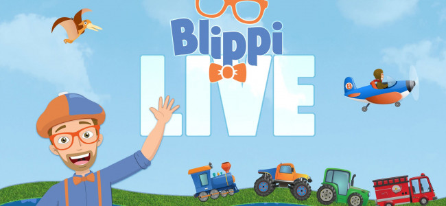 Educational children's YouTube star Blippi brings first national tour to Kirby Center in Wilkes-Barre on Feb. 26