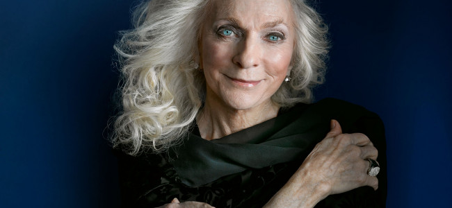 Grammy-winning folk icon Judy Collins sings at Theater at North in Scranton on Nov. 16