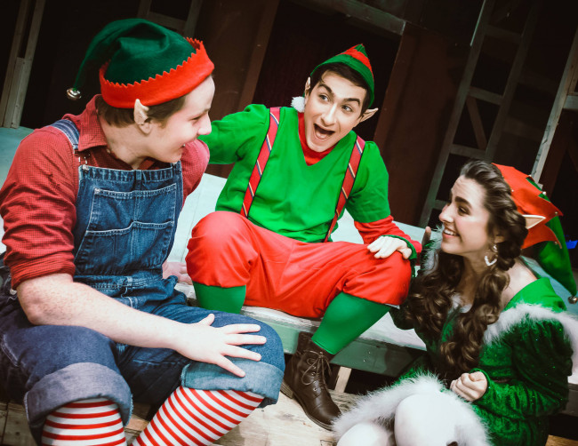 Harry Connick Jr.'s Christmas musical 'Happy Elf' comes to Music Box Dinner Playhouse in Swoyersville Nov. 30-Dec. 15