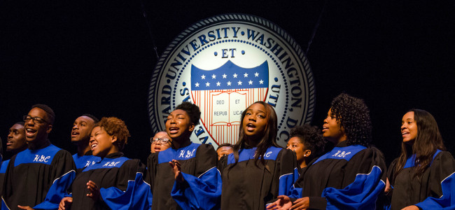 Howard Gospel Choir returns to F.M. Kirby Center in Wilkes-Barre on Feb. 28
