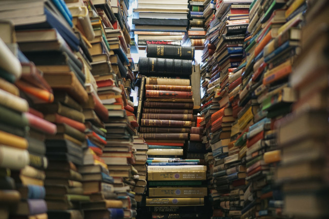 Marywood University holds fall book swap and sale in Scranton Nov. 18-22