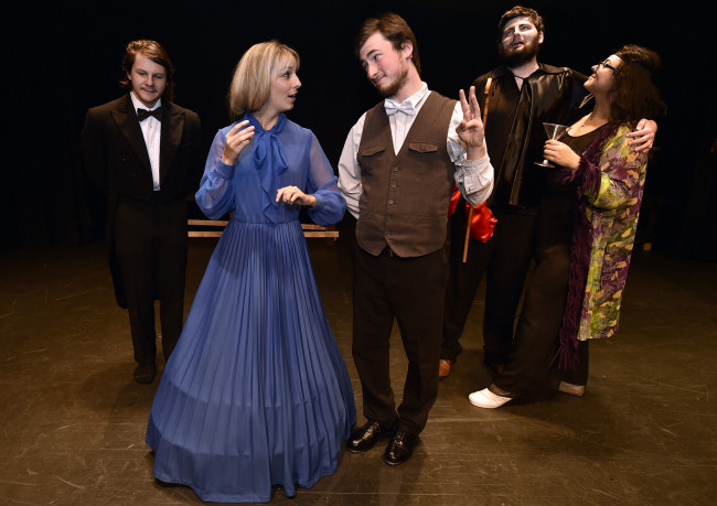 Misericordia Players present madcap musical comedy 'Drowsy Chaperone' in Dallas Nov. 21-24
