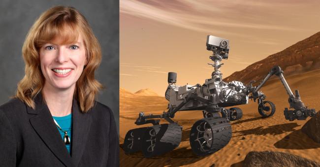 Misericordia University dean shares NASA and Mars rover stories at free talk on Nov. 5