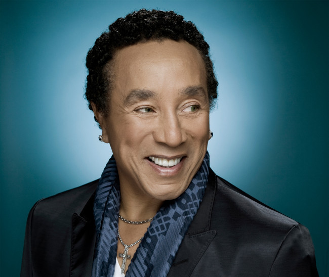 Motown legend Smokey Robinson gets 'Up Close and Personal' at Wind Creek Bethlehem on Dec. 6