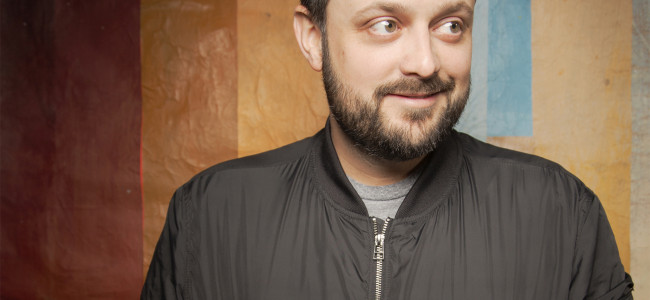 Comedian Nate Bargatze kicks off live tour at Circle Drive-In in Dickson City on Sept. 24