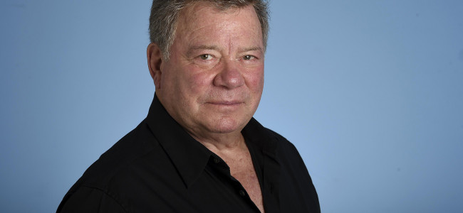 Talk with William Shatner live at 'Star Trek II' screening at Kirby Center in Wilkes-Barre on Jan. 17