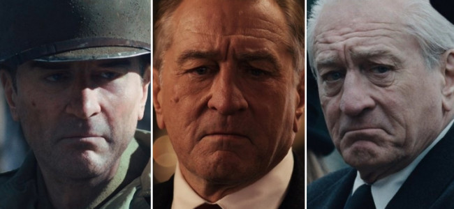 When de-aging De Niro and Pacino, 'The Irishman' animators tried to avoid pitfalls of the past