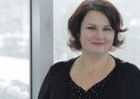 Author Amye Archer talks about school shooting survivors at Marywood University in Scranton on Dec. 9