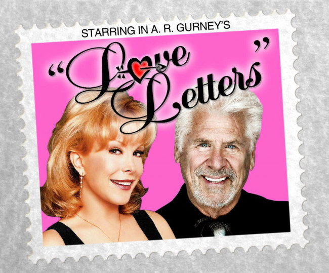 Barry Bostwick joins Barbara Eden on stage for 'Love Letters' at Scranton Cultural Center on Feb. 1