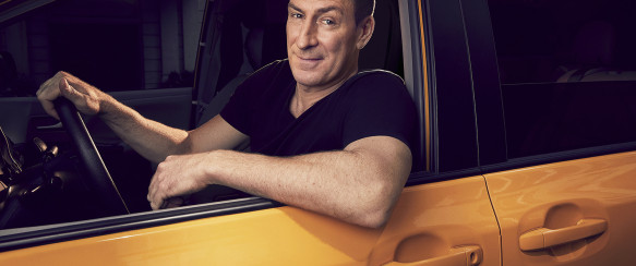 Comedian and 'Cash Cab' host Ben Bailey performs at Penn's Peak in Jim Thorpe on April 18