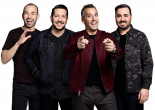 'Impractical Jokers' comedy troupe comes to Mohegan Sun Arena in Wilkes-Barre on Aug. 12