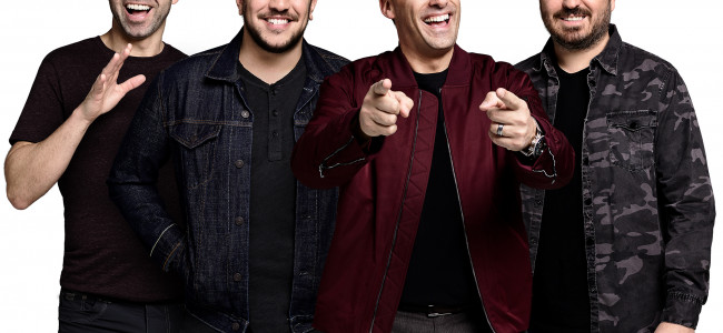 'Impractical Jokers' bring the laughs to Mohegan Sun Arena in Wilkes-Barre on April 30, 2022