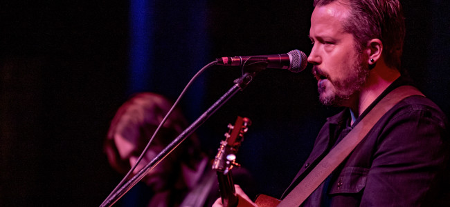 PHOTOS: Jason Isbell and Kevin Morby acoustic at F.M. Kirby Center in Wilkes-Barre, 12/19/19