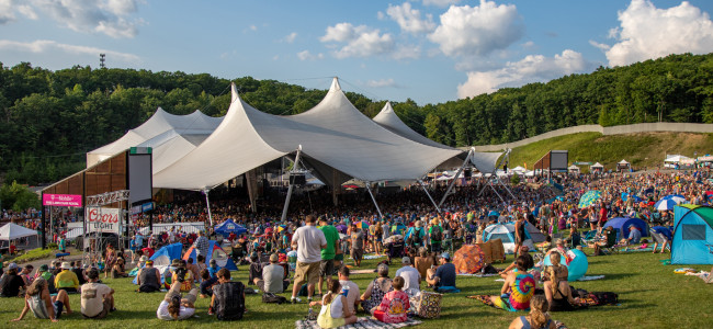 Live Nation offers unlimited Lawn Pass to amphitheaters like Montage Mountain in Scranton for limited time