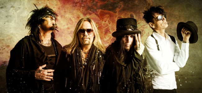 Mötley Crüe and Def Leppard co-headline Hersheypark Stadium concert with Poison and Joan Jett on Aug. 11